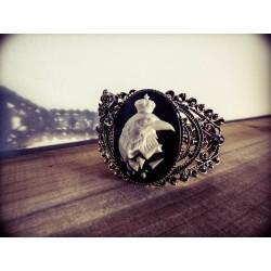 Bracelet camée Harry Potter phoenix ♰ Serdaigle ♰