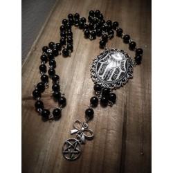 Rosaire chapelet camée esoterique spiritisme ♰666 Kill Star 666♰