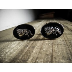 Boutons de manchettes Stark Game of Thrones